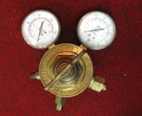 Victor Welding Oxygen/Acetyene Regulator Gauge