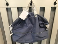 women's blue leather tote bag Livermore, 94550