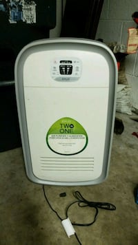 Idylis air purifier + humidifier Ormond-by-the-Sea, 32176
