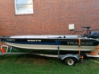 Selling my boat,trailer and motors Burtonsville, 20866