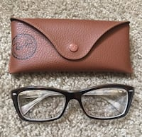 Ray Ban Eyeglasses with case Bel Air, 21014