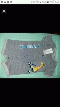 new with tags size  6 to 9 months