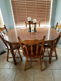 5 piece kitchen table/chairs Mount Juliet, 37122