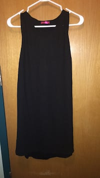 Black backless dress, small ,new St Catharines, L2T
