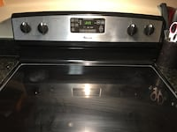 Amana   4.8 cu. ft. electric range with self-cleaning oven in stainless steel Ellicott City, 21042
