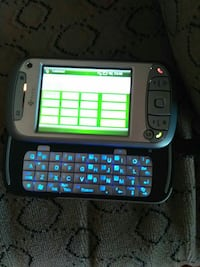 HTC TyTn  htc slide qwerty phone