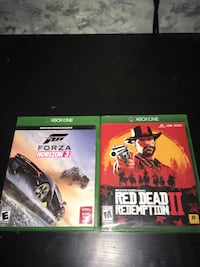 Red Dead Redemption 2 and Forza Horizon 3 Huntington Park, 90255
