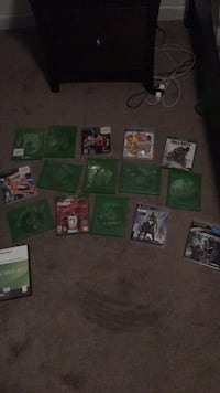 BIG BUNDLE OF  PS3 AND XBOX ONE GAMES WORTH HUNDREDS OF DOLLARS Union City, 94587