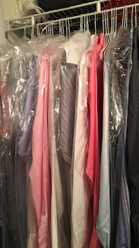 Assorted clothes - $10 per shirt firm Sterling, 20165