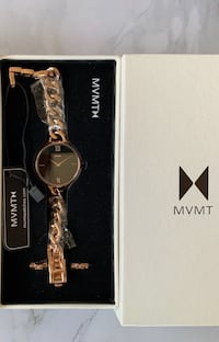 MVMT women's watch Gala collection 32mm Brand New  Mississauga, L5B 2C9