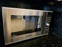 white and black microwave oven Edmonton, T6R 2S2