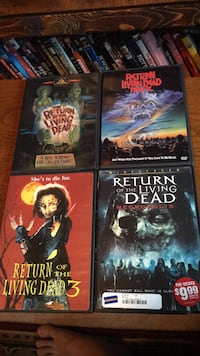 return of the livibg dead dvd set Omaha, 68104