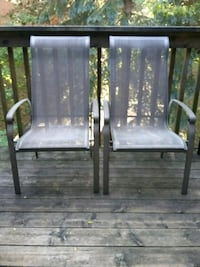 Front Porch/ Patio Chairs- 10/10 Kitchener, N2E 2E4