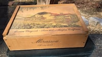 Vintage wine box Sharpsburg, 21782