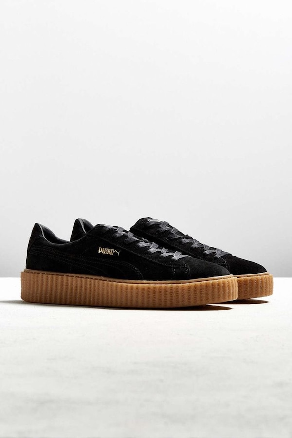 new product 3c5e5 f039b SOLD OUT PUMA X FENTY CREEPERS SIZE 12.