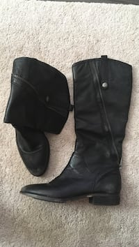 Sam Edelman Leather boots Stafford, 77477