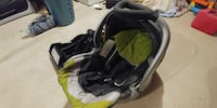 black and green car seat carrier Martensville, S0K 0A2