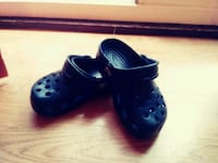 pair of black leather shoes Columbia, 21045