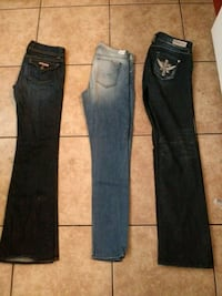 Womens jeans - hudson and guess - size 28 - 30 Phoenix, 85016