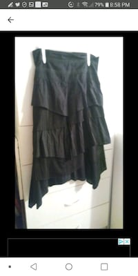 Cotton skirt med Laval, H7M 4A2