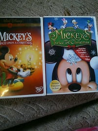 Mickey's once upon a Christmas and twice upon a Ch London, N5W 2Y8