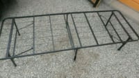 Single folding bed frame, for 2, steel Toronto, M4P 1V5