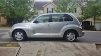 Clean 2008 Automatic Chrysler PT Cruiser from a lady driver Braselton, 34510