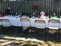 Mesa y sillas de renta ? Tables and chairs for rent  Hyattsville