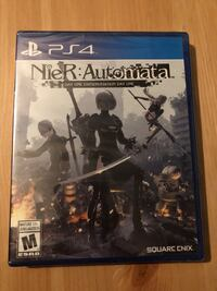 Sealed PS4 Nier Automata Day One Edition