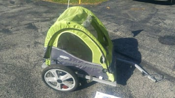inStep Single Seat bicycle trailer
