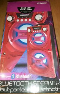 Bluetooth Speaker- New in box