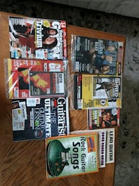 Various Guitar Books & CD/DVDs Downers Grove, 60515