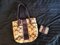COACH Purse and Matching Wallet Portland, 97222