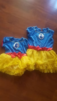 Snow white Size 12 months and 3t $15 each  Oxnard, 93033