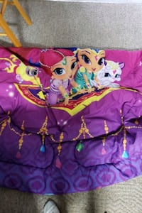 Shimmer and shine bedding set xl twin Kitchener, N2E 2C7