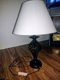black and white table lamp Bremerton, 98312
