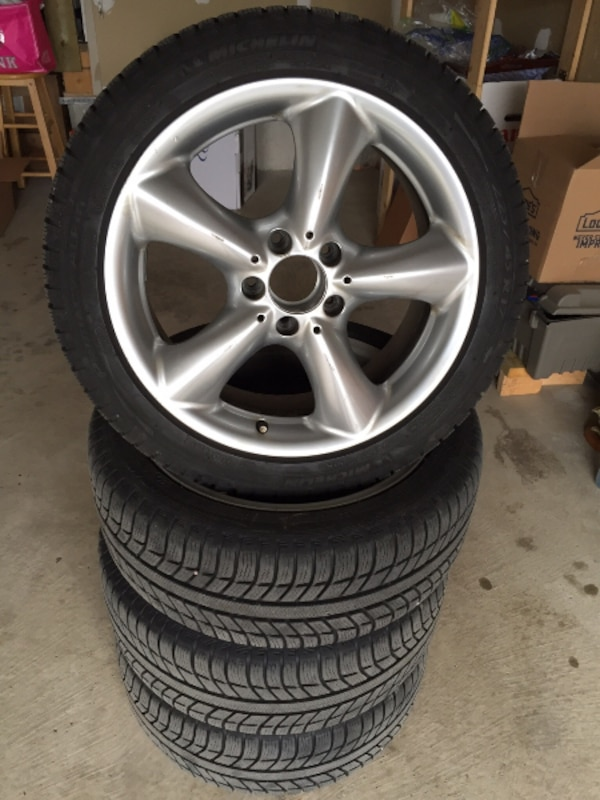 Mercedes Benz Rims Winter Tires