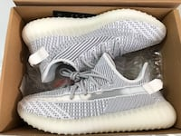YEEZY BOOST 350 V2 – Static  *ALL SIZES*. Mississauga, L5A