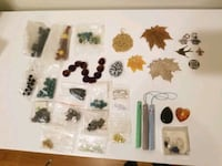 Jewelry pieces $1 each Los Angeles, 91325