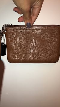 Authentic Coach Clutch - Brown Toronto, M1E 5J7