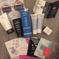 Assorted-brand beauty products 3750 km