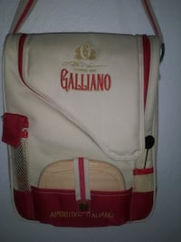 Italian wine tote bag Galliano