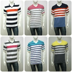 black and white striped Hollister shirts