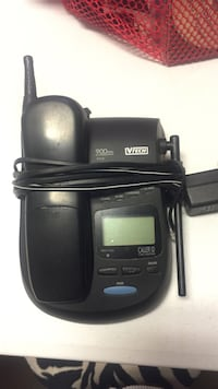 Cordless phone. Vtech 900 MHz. With caller ID and answering machine. No trades. Pickup in Bath Bath, 48808