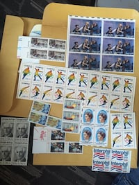 Stamp collection  Milwaukee, 53225
