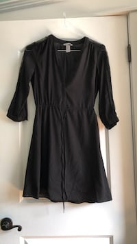 black long-sleeved dress Oceanport, 07757