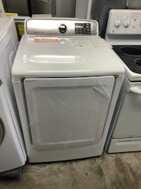 White Samsung dryer! Never used! Mission Viejo, 92677