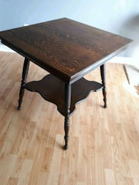 Mid 19th century occasional table