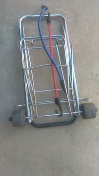 Small Shopping Cart For Grocery Bags