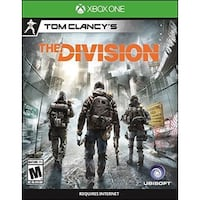 The division xbox one Burnaby